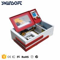Best Newest 3020 40W CO2 Laser Wood Engraving Small Machine Made in China wholesale