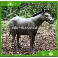China KAWAH Factory Animated Lifelike Handmade Animatronic Life Size Horse on sale