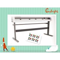 Best USB Paper / Fabric / Sign TENETH Printer Plotter Cutter With Optical Eye , CE wholesale