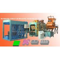 Best Automatic Flyash Hollow Block Machine with Germany Technical (QT10-15) wholesale