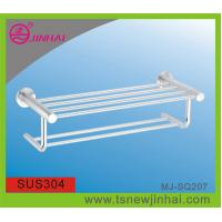 China 304 Stainless Steel Bathroom Towel Shelf on sale