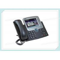 Best CP-7975G Cisco Unified IP Phone / 7975 Gig Ethernet Color Cisco 7900 IP Phone wholesale