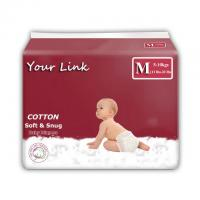 China Your Link ultra leakguards baby pull ups diaper for sleep baby nappies bales manufacturer spain on sale