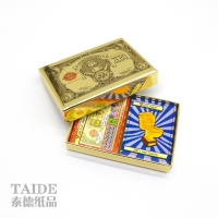 Best Good quality double deck adult card games wholesale game cards with cheap price wholesale