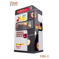 Best Manufacturer Prices 110V Orange Fresh Fruit Squeezing Orange Mixed Juice Vending Machine for Sale with Coin Acceptor wholesale