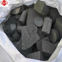 China Artificial graphite electrode block for aluminium factory on sale