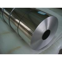 Cheap 3003 H14 Aluminum Foil For Automotive Condenser , Thickness 0.06-0.14mm for sale
