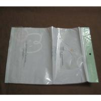 Cheap resealable polypropylene bags for sale