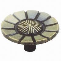 Best Zinc Alloy Knob, Available in Various Finishes wholesale