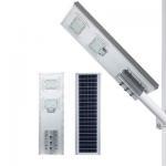 Best Aluminum Alloy All In One LED Solar Street Lighting System For Road wholesale