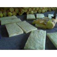 Cheap R2.5 / R3.0 Glasswool Acoustical Insulation Batts , Wall Insulation Panels for sale