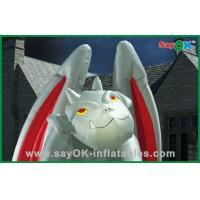 China Halloween Giant Inflatable Gargoyle Cartoon Characters For Yard Decorations on sale
