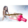 China Health Flexible Tongue Vibrator Female Massturbation Toys 12 Speeds and 6 Rotate Mode wholesale