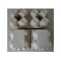Best Receyle Paper Pulp Molding Machine For Egg Box , Automatic Egg Tray Machine wholesale