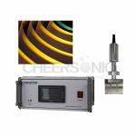 Best Automatic Rubber Cutting Machine , Ultrasonic Cutting Machine High Efficiency wholesale