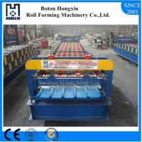 Best Mental Automatic Roll Forming Machine 1220mm Feeding Width Material wholesale