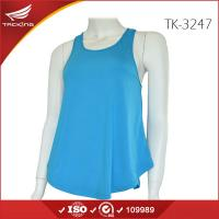 China Newest design Loose gym vest womens yoga tops on sale