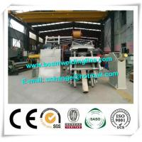 Best Automatic Slitting And Cut To Length Line , Slitting And Shearing Machine For Steel Coil wholesale