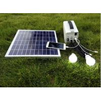 Best Lightweight Solar Power Solar Panels , 12v 20w Solar Panel For Street Light System wholesale