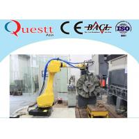Best Flexible 3D Robotic Cutting Machine 500W 1600mm Arm With Import Laser Cutting Head wholesale