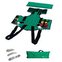 China HLJ-P Thoracodorsal Fixed Splint First Aid  Equipment For Medical Schools Training on sale