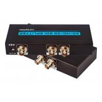 Buy cheap 3G SDI Splitter 1x2 HD 3G SDI 1* 2 SPLITTER Support Long Distance product