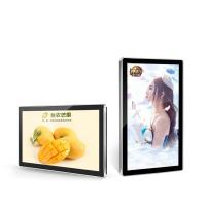 Best 21.5 Inch Elevator Wall Advertising Display , HD Digital Signage Display Wall Mount wholesale