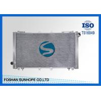 Best 1989-1991 Legacy Full Aluminum Radiator , DPI1819 Dual Core Aluminum Radiator For Auto Car SB1001 wholesale