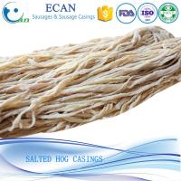 Best Supplier Different Calibers 90meters Grade A Animal Natural Casings for Sausage Casings wholesale