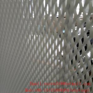 Best oem aluminum decorative expandable sheet metal architectural mesh wholesale