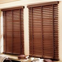 China Wooden Venetian Blinds on sale