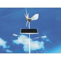 China Double 30W LED lamps with solar wind hybrid on sale