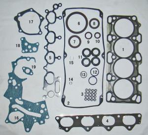 Best EY7 GRAPHITE full set for CHRYSLER engine gasket MD974892 50218400 wholesale