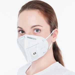 China Flat Fold Dust Mask on sale
