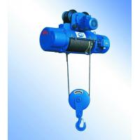 Best Steel Electric Wire Rope Hoist Trolley Winch For Lifting Pendant Control High Efficiency wholesale