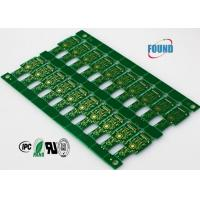 Best FR4 HDI PCB Board Foil Thinckness / Electronic Double Sided PCB Soldering wholesale