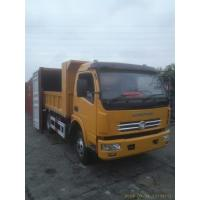 China 4×2 Drive Mode Used Tipper Trucks Dongfeng Brand Euro 3 Emission Standard on sale