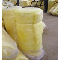 China Heat resistant glass wool lightweight building material glass wool on sale