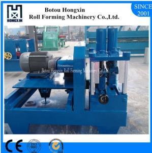 Best 8 - 12m / Min Speed Sheet Metal Rolling Machine, C U Metal Roofing Roll Former wholesale