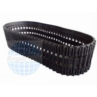 Best rubber belt chain,rubber belt track,excavator robot rubber track wholesale