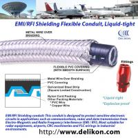 China industry cable management over braided steel liquid tight conduit,  fittings on sale
