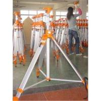 China Strong and Stable Aluminum Heavy Duty Tripod Elevating Telescopic ELV-300Q with Flat Head on sale