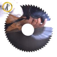 Best High Strength Solid Carbide Saw Blade / Slitting Saw Blades For Metal Working wholesale