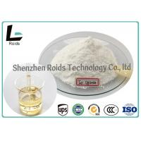 Best High Purity Testosterone Cypionate 250 Mg CAS 58-20-8 Yellow Liquid For Fitness wholesale