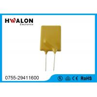 Buy cheap DIP/SMD PPTC Thermistor Polymeric Positive Temperature Coefficient Resettable from wholesalers