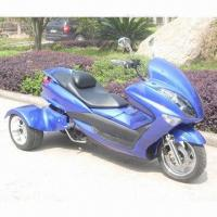 Best Motorcycle Trike with 12L Fuel Tank Capacity and Automatic Transmission wholesale