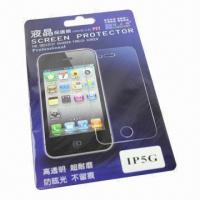 Best Mobile Phone Screen Protector, Imported PET Material from Korea with High-transparency wholesale