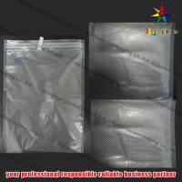 Best Embossed PET Vacuum Seal Storage Bags With Zip Lock For Cookies wholesale