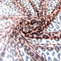 China Polyester crinkle chiffon fabric, 75 x 75D construction on sale