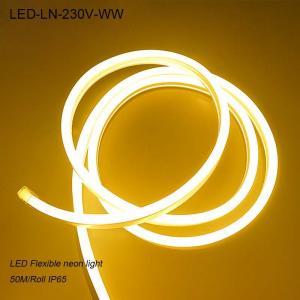 Best 230V outdoor waterproof IP65 flexible led neon light for cinema wholesale